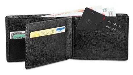 Micro-Phone в бумажнике