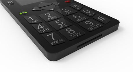 Цифровая клавиатура Micro-Phone